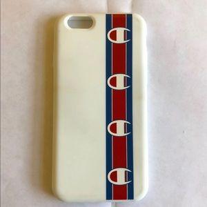 New Champion iPhone 5 Silicone TPU Case